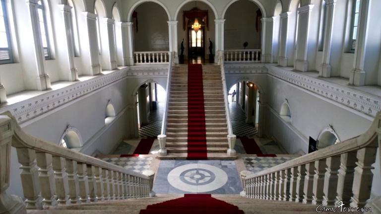Escadarias- foto: Camilo Ferreira